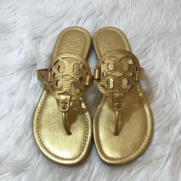 Tory Burch Shoes - ❤️Tory Burch Miller Sandals Size 9.5❤️
